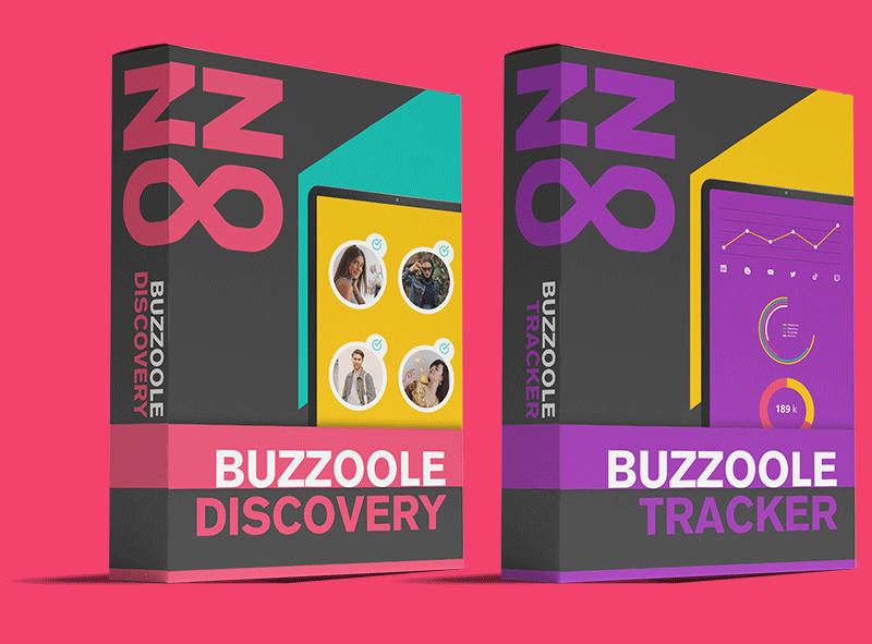 Buzzoole Discovery + Tracker